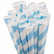 paper straws aardvark paper straws jumbo straw unwrapped 7 3 4 50pk