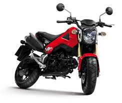 honda msx125 new monkey is made in thailand
