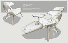 Furniture Design Sketches Iconic Furniture Series Mini Project On Behance Sketches
