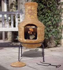 Chiminea Outdoor Fireplace Clay - top 10 best chimineas outdoor heating in the winter bbq grill