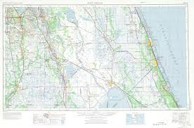 Map Of Fort Pierce Florida by Free U S 250k 1 250000 Topo Maps Beginning With