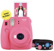 fujifilm instax mini 9 camera bonus deluxe strap walmart canada