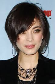 short haircuts for fine hair video kristin kreuk at spike tv s 2008 video game awards hairstyles