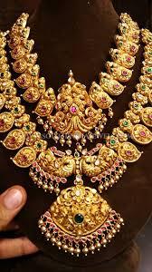 bridal gold set bridal gold antique jewellery set necklace set design and