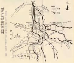 Guilin China Map by Lijiang Tour Maps Maps Of Lijiang Maps For Travel In Lijiang