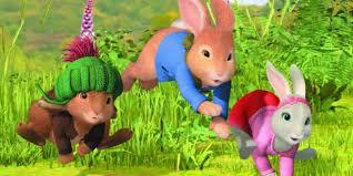 rabbit and benjamin bunny history of fudge bunnies steven s balagan