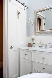 Barn Doors For Bathrooms by 30 Best Master Bathroom Images On Pinterest Home Live And
