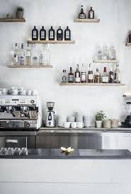 Kitchen Floating Shelves by 17 Best Images About Liquor Display On Pinterest Wall Racks