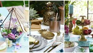 table decoration country table centerpieces decoration ideas dining