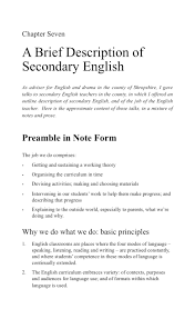 special education teacher resume samples english brief english brief