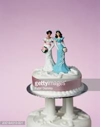 wedding cake model wedding cake figurine stock photo getty images