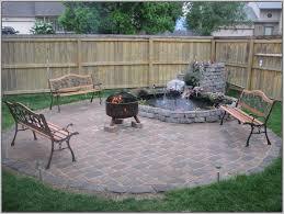 Backyard Concrete Ideas Concrete Patio Ideas For Small Backyard Patios Home Design