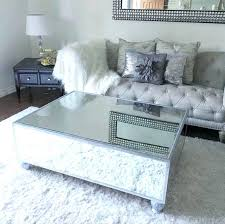 decorating mirrored coffee table sale target home tables