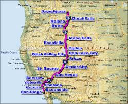 map of oregon freeways i 15 interstate 15 road maps traffic news