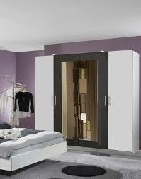 Schlafzimmer Schwarz Weiss Bilder Dreams4home Drehtürenschrank