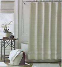 Kate Spade Striped Shower Curtain Striped Traditional Shower Curtains Ebay