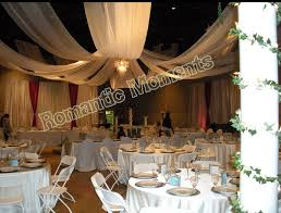 Wedding Ceiling Draping by Compare Prices On Wedding Decorations Ceiling Drapery Online