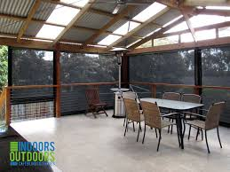 Track Guided Outdoor Blinds Outdoor Blinds Stylish Outdoor Blinds U2013 Queenstown Central Otago