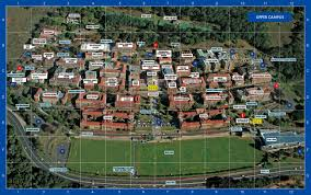 Birds Eye View Map University Of Cape Town Contacts U0026 Maps Campus Maps