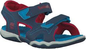 blue timberland sandals adventure seeker 2 strap kids omoda com
