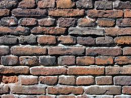 brick wall design confidential heart brick walls home art decor 70051