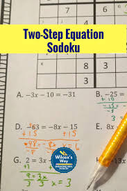 best 25 two step equations ideas on pinterest solving equations