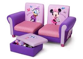 Minnie Mouse Table And Chairs Minnie Mouse 3 Piece Upholstered Chair Set Delta Children U0027s Products