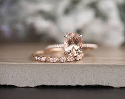 affordable wedding bands wedding ring set etsy