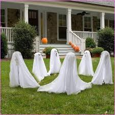 Halloween Outdoor Yard Decorations by Pinterest Halloween Yard Decor Diy Halloween Outdoor Decorations