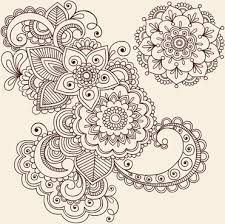 flower ornament vector free vector 17 786 free vector