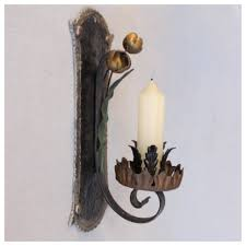 Large Floor Candle Stands by Partylitea Woodland Candle Stand With Sconces Decor Floor Sconces