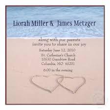 Seal And Send Invitations Beach Wedding Invitation Wording U2013 Gangcraft Net