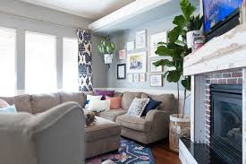 quick living room update color switch for less than 600 all