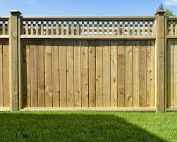 craftsman style fences best mission hills craftsman fence