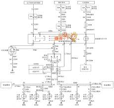 automotive lighting system wiring diagram gooddy org