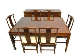 baker dining room chairs vintage baker dining room table dining room tables ideas