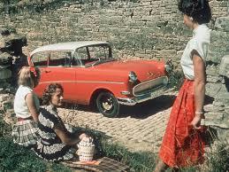 opel iran opel period photos of summer 1957 1960 opel olympia rekord p1 1