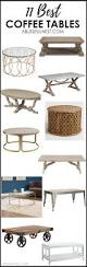 coffee tables to decorate your home with for any decor style