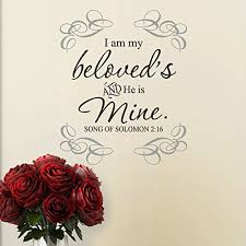 i am my beloved song of solomon 2 16 i am my beloved s and he is mine bible