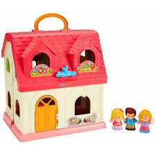 house gift fisher price little people surprise u0026amp sounds home walmart com