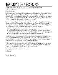 nurse cover letter letter idea 2018