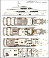 yacht floor plans small yacht furniture floor plans google search yacht design