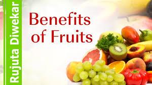 eat local and seasonal fruits youtube