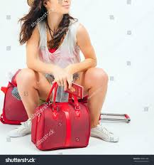 United Luggage by Flight Delay United Canceled Flight Airlines Stock Photo 388821292