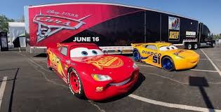 disney u0027s u0027cars 3 u0027 hit road national tour celebrate