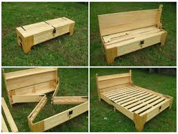 small folding cing table 20 brilliant wooden pallet bed frame ideas for your house small