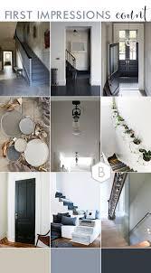 cool modern grey hallway decor inspiration