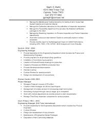 Cypress Resume Gaylin Resume 05 31 2016