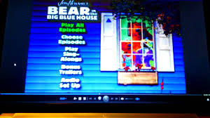 bear in the big blue house a bear for all seasons youtube