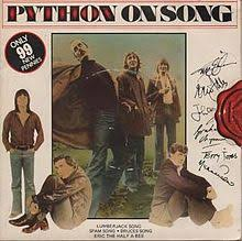 python on song wikipedia